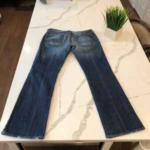 7 For All Mankind Premium Designer Jeans Boot 31